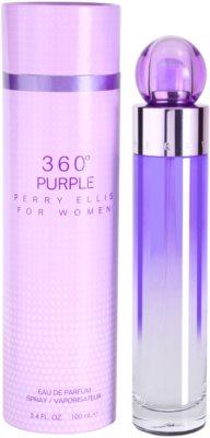 Perry Ellis 360° Purple Eau de Parfum para mulheres