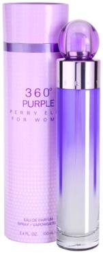 Perry Ellis 360° Purple parfémovaná voda pre ženy 1