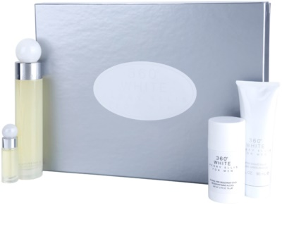 Perry Ellis 360° White lote de regalo