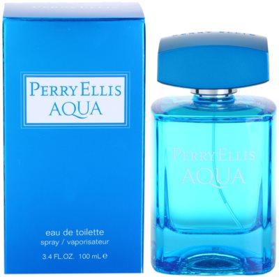 Perry Ellis Aqua Eau de Toilette para homens