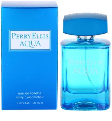 Perry Ellis Aqua woda toaletowa dla mężczyzn