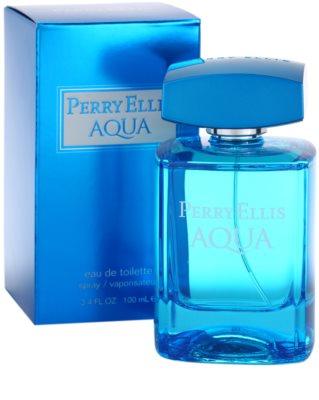Perry Ellis Aqua woda toaletowa dla mężczyzn 1