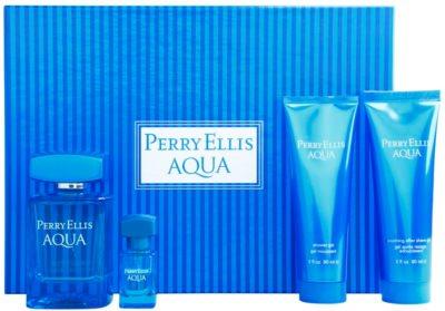 Perry Ellis Aqua zestawy upominkowe