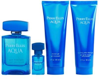 Perry Ellis Aqua seturi cadou 2