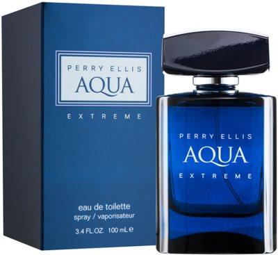 Perry Ellis Aqua Extreme туалетна вода для чоловіків 1
