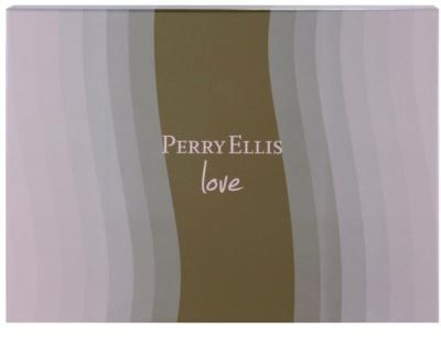 Perry Ellis Love dárková sada 2