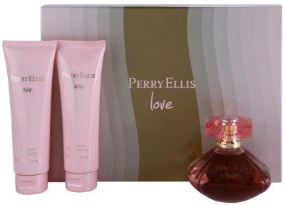 Perry Ellis Love set cadou