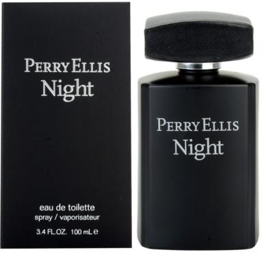 Perry Ellis Night eau de toilette para hombre