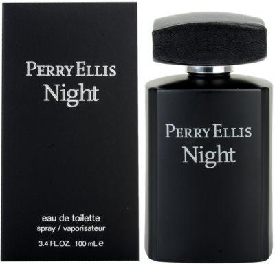 Perry Ellis Night toaletna voda za moške