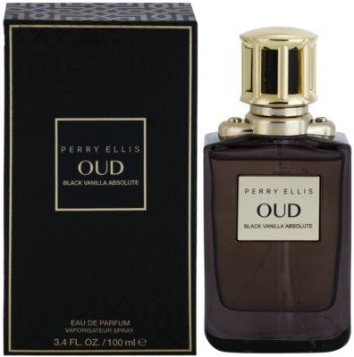 Perry Ellis Oud Black Vanilla Absolute woda perfumowana unisex
