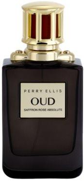 Perry Ellis Oud Saffron Rose Absolute Eau de Parfum unissexo 2