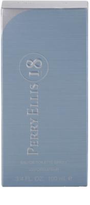 Perry Ellis 18 Eau de Toilette para homens 4