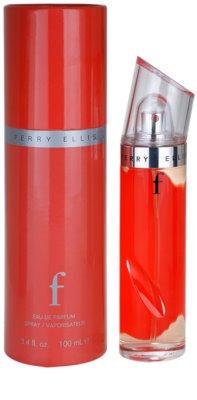Perry Ellis f Eau de Parfum für Damen