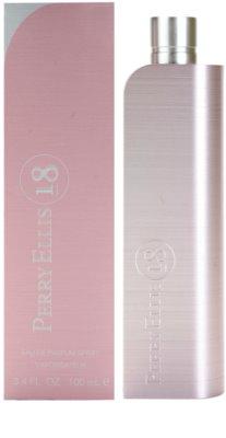 Perry Ellis 18 eau de parfum para mujer