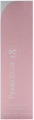 Perry Ellis 18 eau de parfum nőknek 4