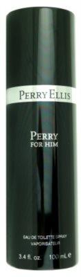 Perry Ellis Perry Black for Him Eau de Toilette für Herren