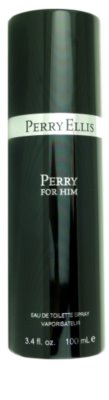 Perry Ellis Perry Black for Him eau de toilette para hombre