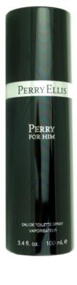 Perry Ellis Perry Black for Him Eau de Toilette pentru barbati