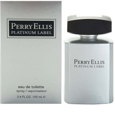 Perry Ellis Platinum Label eau de toilette férfiaknak