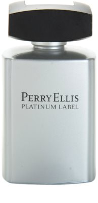 Perry Ellis Platinum Label Eau de Toilette para homens 2