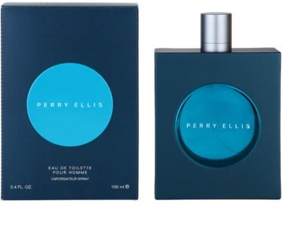 Perry Ellis Perry Ellis Pour Homme Eau de Toilette pentru barbati