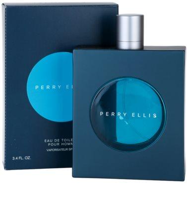 Perry Ellis Perry Ellis Pour Homme Eau de Toilette für Herren 1