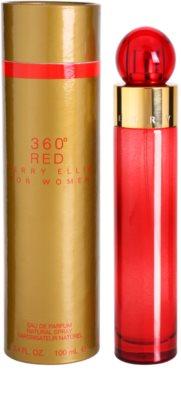 Perry Ellis 360° Red Eau de Parfum für Damen