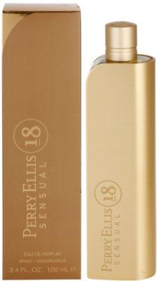 Perry Ellis 18 Sensual Eau De Parfum pentru femei