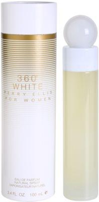 Perry Ellis 360° White парфумована вода для жінок