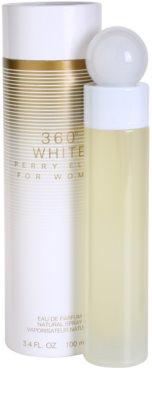 Perry Ellis 360° White Eau de Parfum für Damen 1