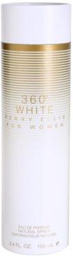 Perry Ellis 360° White Eau de Parfum für Damen 4