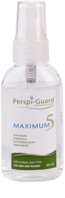 Perspi-Guard Maximum 5 vysoko účinný antiperspirant v spreji