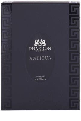 Phaedon Antigua Eau de Parfum unissexo 4