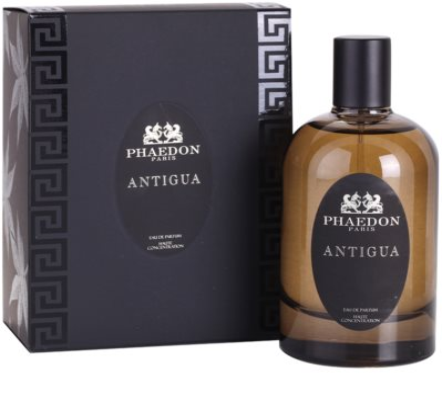 Phaedon Antigua Eau de Parfum unissexo 1