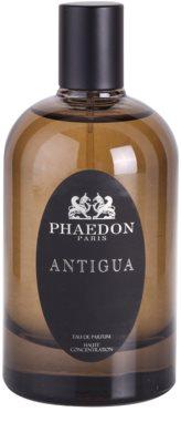Phaedon Antigua Eau de Parfum unissexo 2