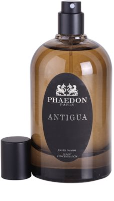Phaedon Antigua Eau de Parfum unissexo 3