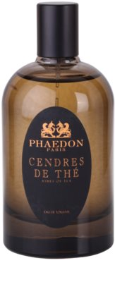 Phaedon Ashes of Tea Eau de Toilette unissexo 2