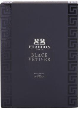 Phaedon Black Vetiver eau de parfum unisex 3