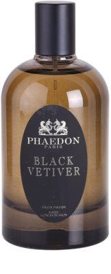 Phaedon Black Vetiver eau de parfum unisex 1