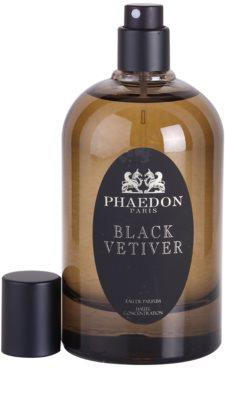 Phaedon Black Vetiver eau de parfum unisex 2