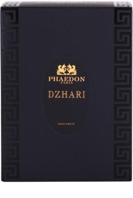 Phaedon Dzhari eau de toilette unisex 4