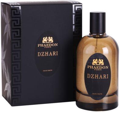 Phaedon Dzhari eau de toilette unisex 1