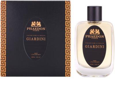 Phaedon Giardini spray para o lar