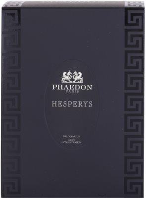 Phaedon Hesperys Eau de Parfum unisex 4