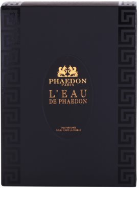 Phaedon L'Eau de Phaedon eau de toilette unisex 4