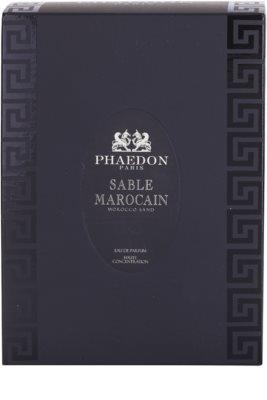 Phaedon Morocco Sand Eau De Parfum unisex 4
