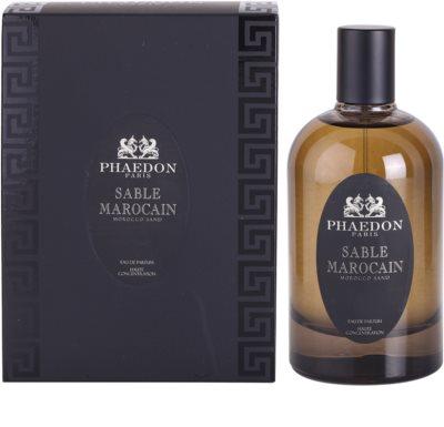 Phaedon Morocco Sand parfumska voda uniseks
