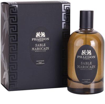 Phaedon Morocco Sand Eau De Parfum unisex 1
