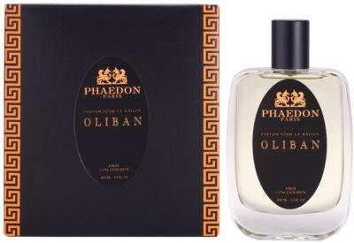 Phaedon Oliban spray lakásba