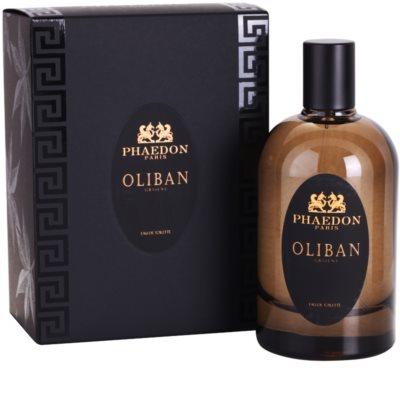 Phaedon Oliban eau de toilette unisex 1